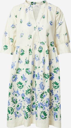 Rochie 'OSS' Ottod'Ame pe albastru royal / verde / alb natural, Vizualizare produs