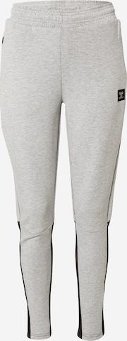 Hummel Спортен панталон 'ESSI' в сиво