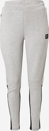 Pantaloni sport 'ESSI' Hummel pe gri amestecat / negru, Vizualizare produs
