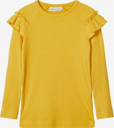NAME IT Longsleeve in limone, Produktansicht