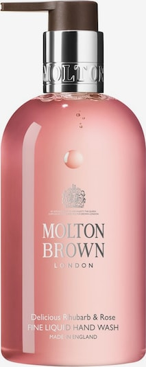 Molton Brown Handseife 'Delicious Rhubarb & Rose' in rosa, Produktansicht