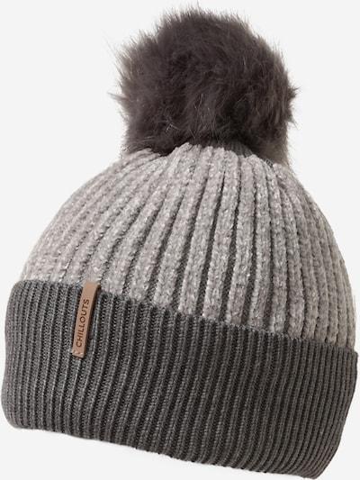 chillouts Bonnet 'Jessy' en gris, Vue avec produit