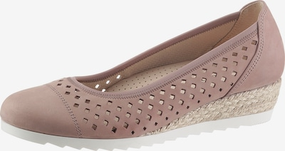 GABOR Pumps in Dusky pink, Item view