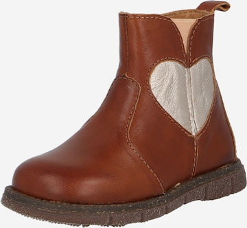 BISGAARD Stiefel in Braun