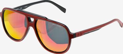 Sergio Tacchini Sportsonnenbrille 'Archivio' in mischfarben / rot, Produktansicht