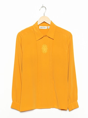 Yves St. Clair Bluse in XL in Orange