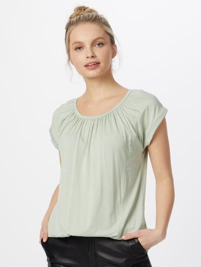 Soyaconcept Тениска 'MARICA' в мента: Изглед отпред