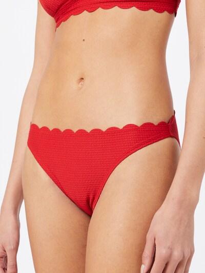 ESPRIT Bikinihose 'BARRITT' in rot, Modelansicht