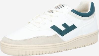 Flamingos' Life Sneakers low 'RETRO 90's' in Light beige / Petrol / White, Item view