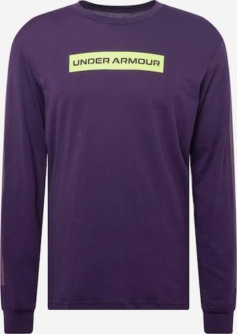 UNDER ARMOUR Funksjonsskjorte i lilla