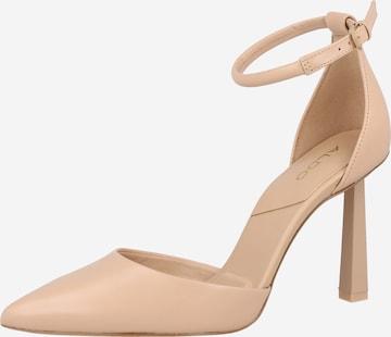 ALDO - Zapatos con plataforma 'Lilia' en beige