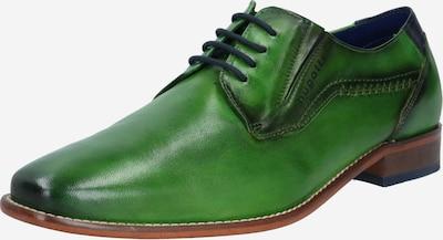 bugatti Čevlji na vezalke | jabolko barva, Prikaz izdelka