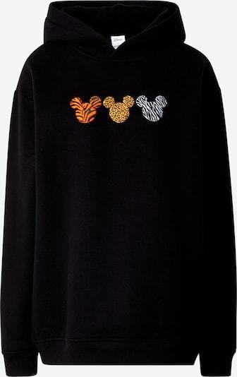 Megztinis be užsegimo 'Fine' iš ABOUT YOU x Disney , spalva - juoda, Prekių apžvalga