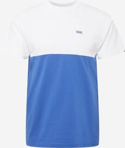 VANS Tričko - marine modrá / bílá, Produkt