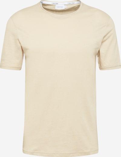 Calvin Klein Shirt in beige, Produktansicht