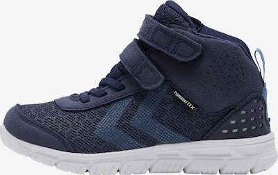 Hummel Sneaker in blau, Produktansicht
