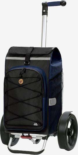 Andersen Shopper Tura Shopper Fado 2.0 Einkaufstrolley 70 cm in blau, Produktansicht