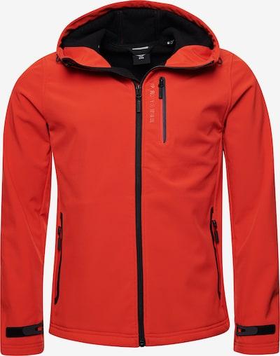 Superdry Functionele jas in de kleur Lichtrood, Productweergave