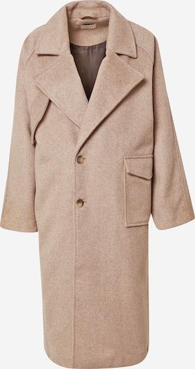 Palton de primăvară-toamnă 'Ashy' NORR pe maro deschis, Vizualizare produs