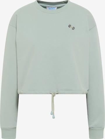 TALENCE Sweatshirt in Grün