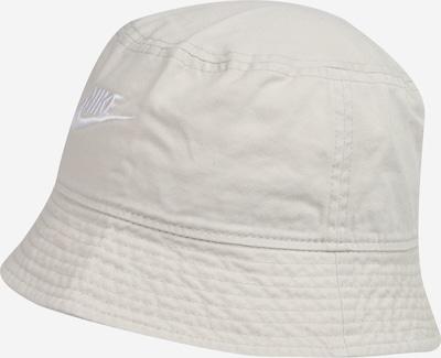 Nike Sportswear Chapeaux en beige clair, Vue avec produit