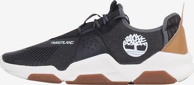 TIMBERLAND Sneaker 'Earth Rally Flexiknit Ox' in schwarz / weiß, Produktansicht