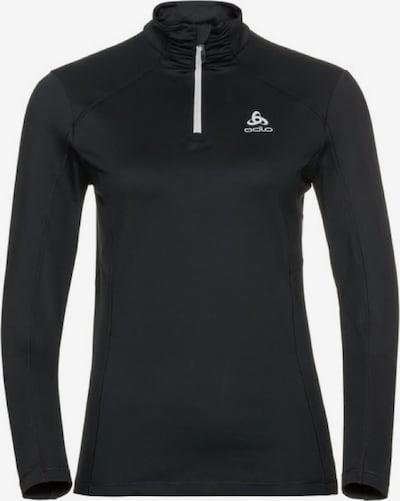 ODLO Pullover ' Midlayer 1/2 zip STEEZE ' in schwarz, Produktansicht