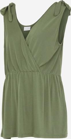 MAMALICIOUS Top 'Skylar' in Green