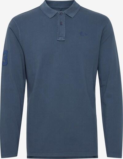 BLEND Poloshirt 'Dahoud' in blau, Produktansicht