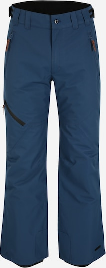ICEPEAK Outdoorbyxa 'COLMAN' i marinblå / svart, Produktvy