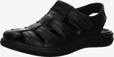 LURCHI Sandalen in schwarz, Produktansicht