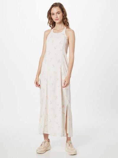 American Eagle Kleid in creme / mischfarben / weiß, Modelansicht