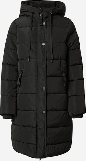 Q/S by s.Oliver Winter Coat in Black, Item view
