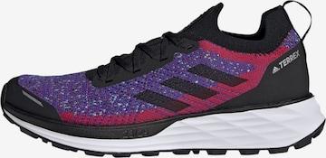 adidas Terrex Trailrunning-Schuh in Rot
