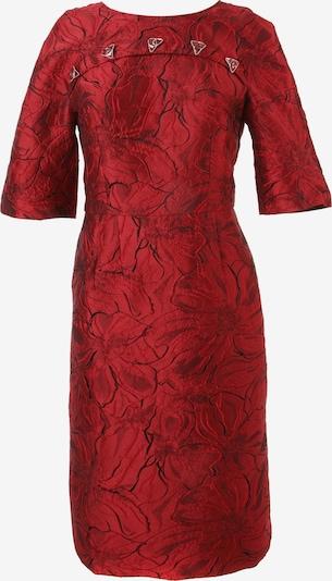 Madam-T Kleid 'Noella' in rot / schwarz, Produktansicht