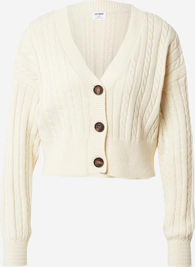 Cotton On Cárdigan en crema, Vista del producto
