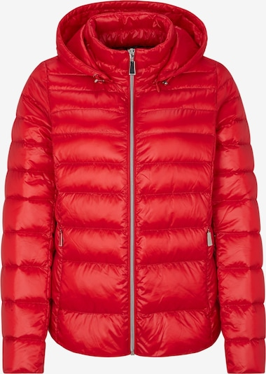 COMMA Jacke in rot: Frontalansicht