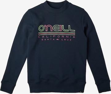 O'NEILL Sweatshirt 'All Year Crew' in Blau