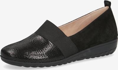 CAPRICE Slipper in schwarz, Produktansicht