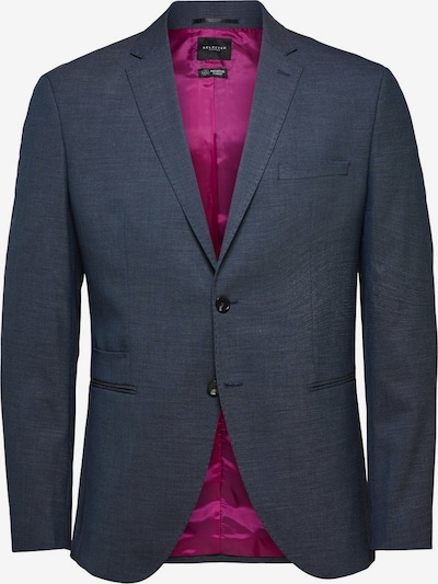 SELECTED HOMME Blazer in taubenblau / cyclam, Produktansicht