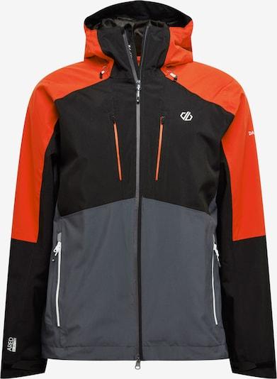 Geacă outdoor 'Soaring' DARE2B pe gri închis / roșu orange / negru, Vizualizare produs