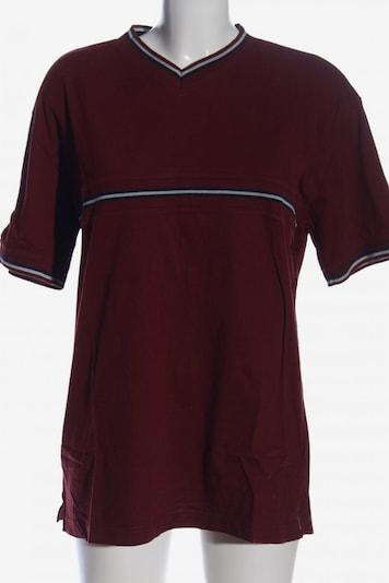 Angelo Litrico T-Shirt in L in hellgrau / rot, Produktansicht