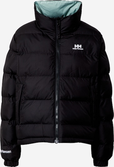 HELLY HANSEN Prijelazna jakna u zelena / crna, Pregled proizvoda