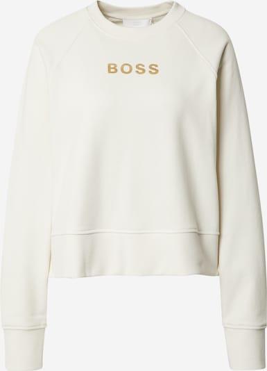 arany / fehér BOSS Casual Tréning póló 'Elia', Termék nézet