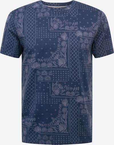 Marc O'Polo Tričko - tmavomodrá / sivá, Produkt