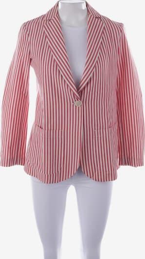 Shirtaporter Blazer in S in rot / weiß, Produktansicht