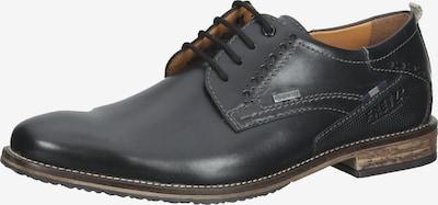 FRETZ MEN Chaussure à lacets en noir, Vue avec produit