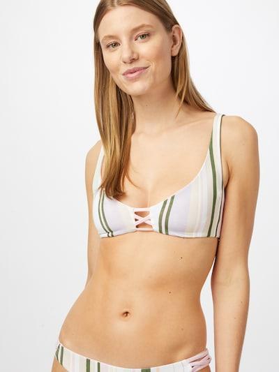 vegyes színek / világos-rózsaszín ROXY Bikini felső 'SEA & WAVES REVO', Modell nézet