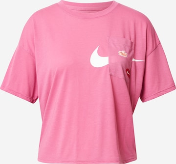 NIKE Funktsionaalne särk, värv roosa