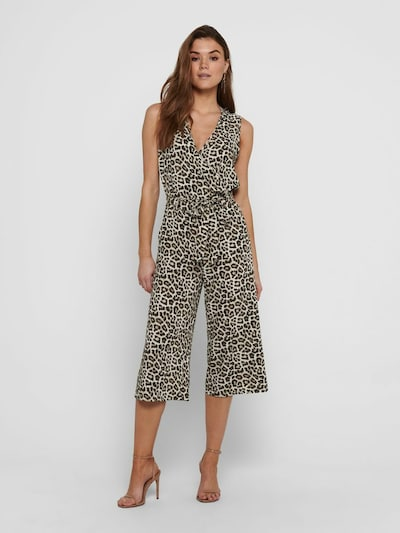 ONLY Jumpsuit in Beige / Brown, View model